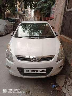 Hyundai i20 2009-2011 Sportz Option Diesel, 2011, Diesel