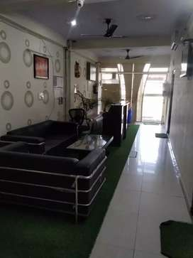 Furnished PG & Guest house in Crossing Republic, Ghaziabad.