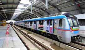 Hiring For 12th/Graduate Fresher at Hyderabad Metro