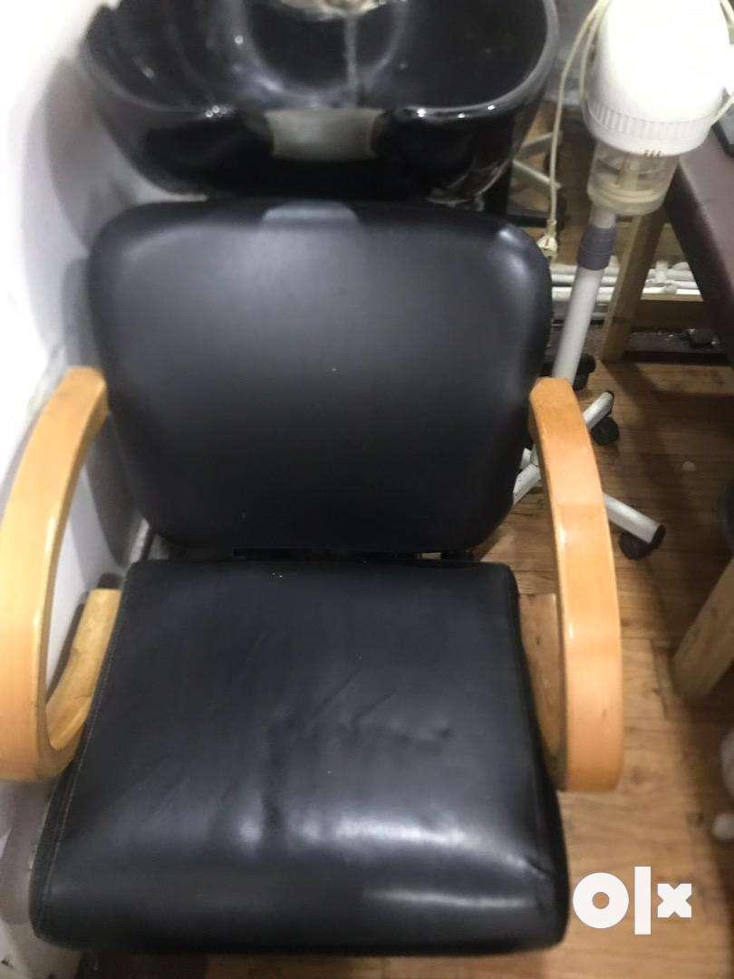 Hair wash chair 0