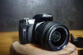 Kamera sony dslr a230