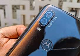 Motorola one Vision 4GB 128GB 48mp full HD back camera g8 plus