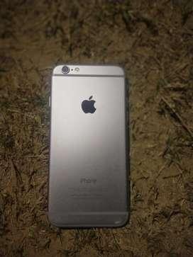 I phone 6 new condition No bill no lead