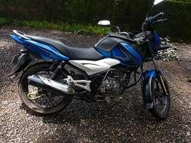 Bajaj discover 100cc, 2013 model