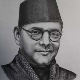 ART . SUBHASH CHANDRA BOSE