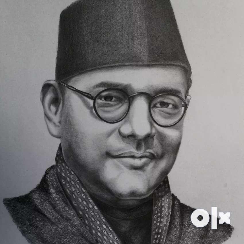 ART . SUBHASH CHANDRA BOSE 0