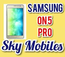 SAMSUNG ON 5 PRO good condition mobile,  SKY MOBILES,  coimbatore