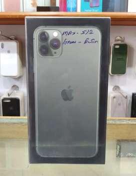 Apple iPhone 11pro max 512GB Green /Gold brand new