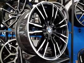 Velg cabrio mercy BMW M5 F90 AMW5396  18x8.5-9.5 5x120  74.1 ET.35-35