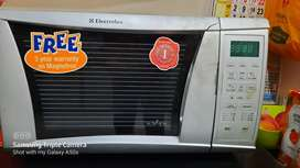 Electrolux All in one Microwave oven with convection!
