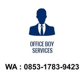 LOKER OFFICE BOY BANDUNG