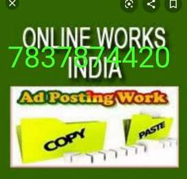 Home based part time job available