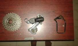 Cycle gear freewheel and gear guard only in 999 rupees