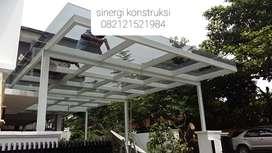 Canopy kaca sunglas,alderon,solarflat,twinlite,bajaringan,spandek,dll