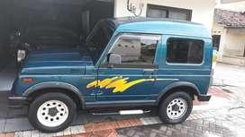 Katana GX bensin tahun 1995