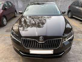 Skoda Superb L&K 2.0 TDI AT, 2019, Diesel