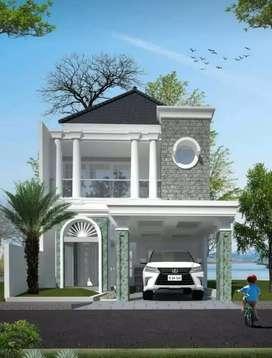 Rumah 2lt lokasi elit