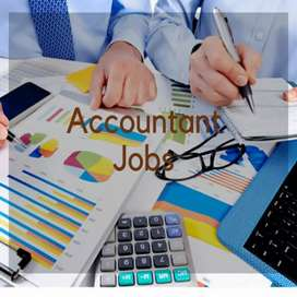 Urgent openings for Accounts with tally and excel must.only for girls