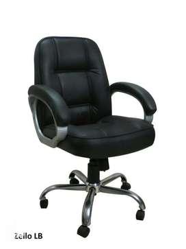 Low back revolving Chair Model 0129