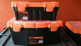 First aid and tool boxes