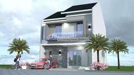 Rumah mewah bebas req desain 1 unit terakhir sambiroto kedungmundu