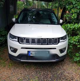 Jeep Compass 2018 Petrol 8500 Km Driven