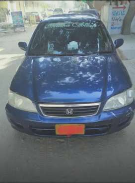 Honda City EXi S 2003 Manual Blue (read again)