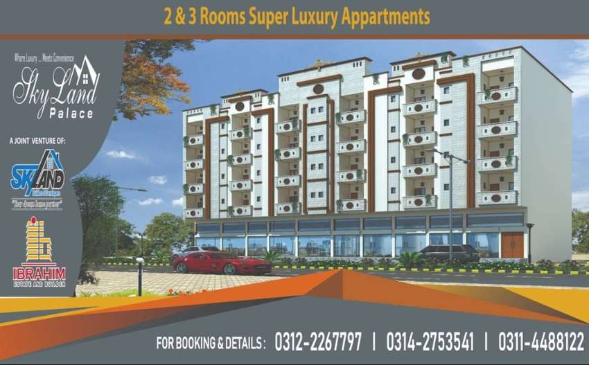 Great Deal, Apartments On Very Easy Installments 0