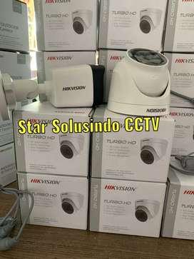 PUSAT CCTV SUPER HEMAT 4 CAMERA 2MP FULL HD - SIAP PASANG