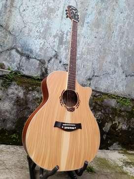 Gitar akustik new produk