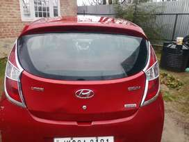 Eon sportz with inbuilt stereo system AC AND AIR BAG POWER WINDOWS