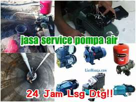Jasa Service Panggilan Pompa AirJogja,Servis Sanyo,Ahli Sumur Bor Gali