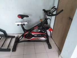 Spin bike for gym