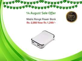 Media Range Power bank