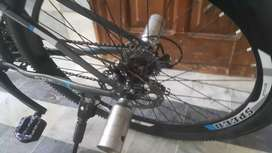 My new Cycle only 1Monty used you can see candeion in pictures