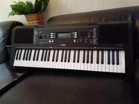 Keyboard Yamaha PSR E373 Unit New
