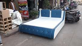 Top 12 Full Cushion Covered Double Box Bed designs