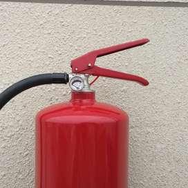 Pemadam Api Powder AL-10PCB 9Kg Alpindo Dengan CARTRIDGE
