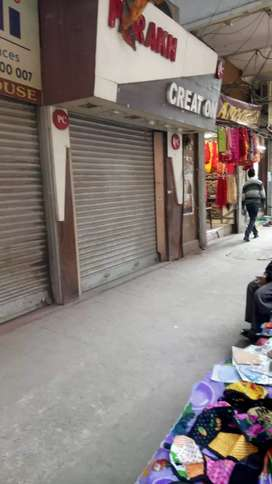 Burra bazar 150 sq ft shop for sale