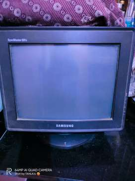 Computer monitor only(old model) colur