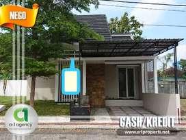 RUMAH Mewah Di Green Kuantan Residence, Sedayu Bantul