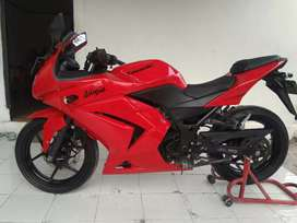 Ninja 250cc 2 silinder