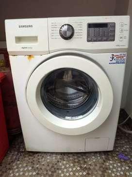Samsung Digital inverter washing machine. 6 kg, Model no. WF600B0BKWQ