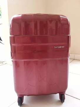JUAL CEPAT KOPER SAMSONITE SPINNER 57/20 BURGUNDY RED