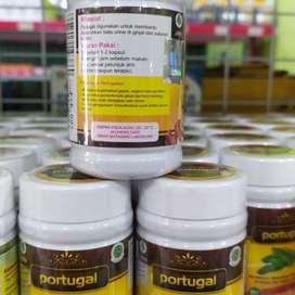 Kapsul Portugal (herbal utk batu ginjal) isi 60kapsul