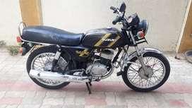 Suzuki Max 100 tip top condition with insurance..