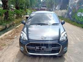 Daihatsu new ayla X 2014/2015 MT istimewah dp 12jt