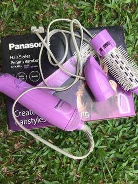 Hairdryer sisir panasonic
