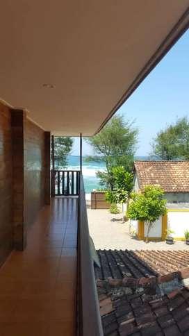 Dijual rumah/homestay furnished 100m dari pantai Slili Gunungkidul