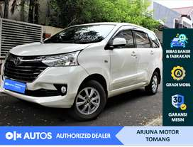 [OLX Autos] Toyota Avanza 2017 G 1.3 Bensin M/T Putih #Arjuna Tomang